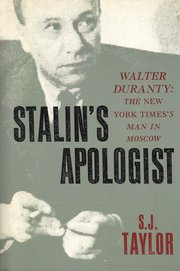 Cover for   Stalins Apologist