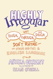 Cover for   Highly Irregular