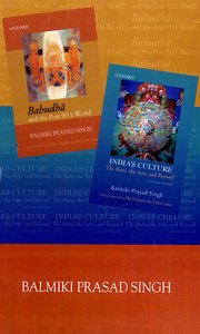 Cover for   B.P. Singh Box Set: Bahudha and Post 9/11 World and Indias Culture: The State, the Arts and Beyond