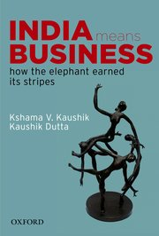 Cover for   India Means Business