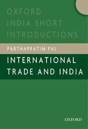 Cover for   International Trade and India
