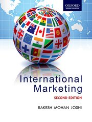 Cover for   International Marketing