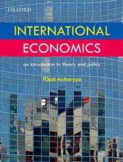 Cover for   International Economics