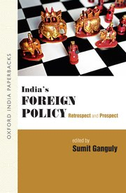 Cover for   Indias Foreign Policy