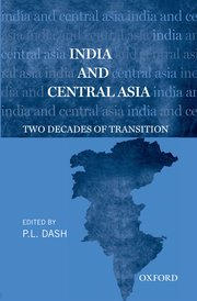Cover for   India and Central Asia