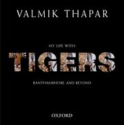Cover for   My Life with Tigers