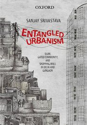 Cover for Entangled Urbanism
