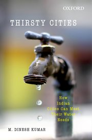 Cover for   Thirsty Cities