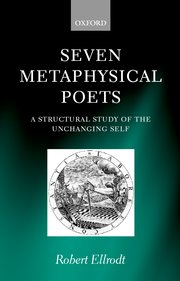 Cover for   Seven Metaphysical Poets