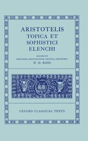 Cover for   Aristotle Topica et Sophistici Elenchi