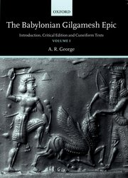 Cover for   The Babylonian Gilgamesh Epic