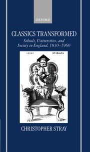 Cover for   Classics Transformed