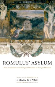 Cover for   Romulus Asylum