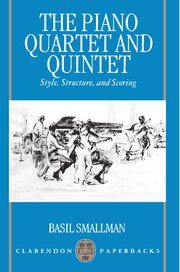 Cover for   The Piano Quartet and Quintet