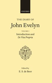 Cover for   The Diary of John Evelyn