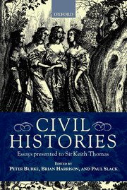 Cover for   Civil Histories