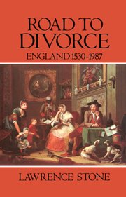 Cover for   Road to Divorce