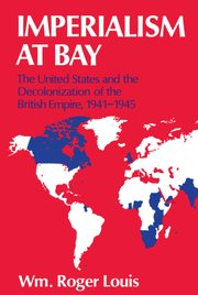 Cover for   Imperialism at Bay