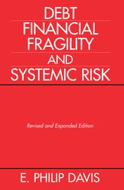 Cover for   Debt, Financial Fragility, and Systemic Risk