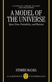 Cover for   A Model of the Universe