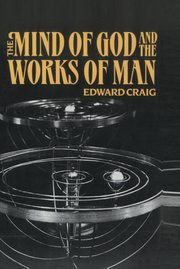 Cover for   The Mind of God and the Works of Man
