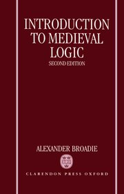 Cover for   Introduction to Medieval Logic