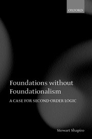 Cover for   Foundations without Foundationalism