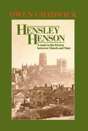 Cover for   Hensley Henson