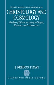 Cover for   Christology and Cosmology