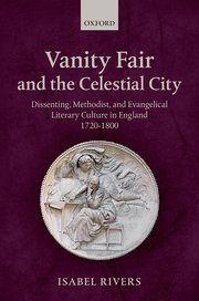 Cover for   Vanity Fair and the Celestial City
