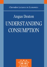 Cover for   Understanding Consumption
