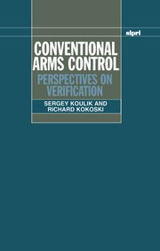 Cover for   Conventional Arms Control