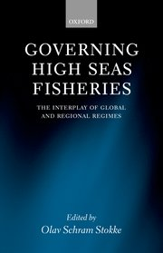 Cover for   Governing High Seas Fisheries
