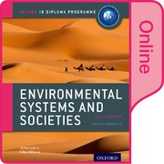 Cover for   IB Environmental Systems and Societies Online Course Book