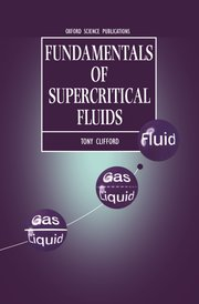 Cover for   Fundamentals of Supercritical Fluids