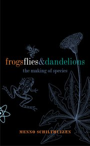 Cover for   Frogs Flies and Dandelions