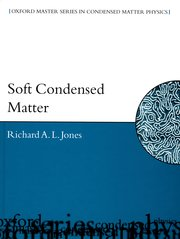 Cover for   Soft Condensed Matter
