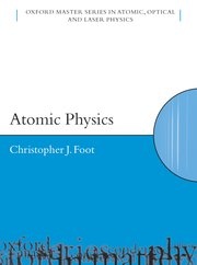 Cover for   Atomic Physics