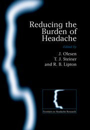 Cover for   Reducing the Burden of Headache