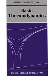 Cover for   Basic Thermodynamics