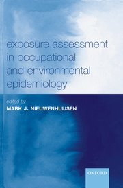 Cover for   Exposure Assessment in Occupational and Environmental Epidemiology