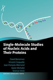 Cover for   Single-Molecule Studies of Nucleic Acids and Their Proteins