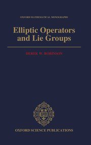 Cover for   Elliptic Operators and Lie Groups