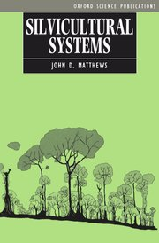 Cover for   Silvicultural Systems