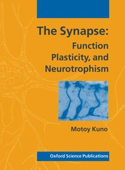 Cover for   The Synapse