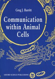 Cover for   Communication Within Animal Cells