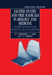 Cover for   Excited States and Free Radicals in Biology and Medicine