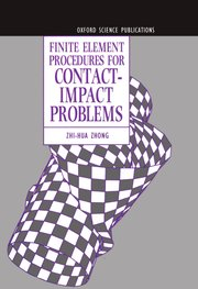 Cover for   Finite Element Procedures for Contact-Impact Problems