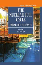 Cover for   The Nuclear Fuel Cycle