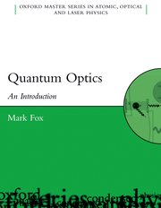 Cover for   Quantum Optics